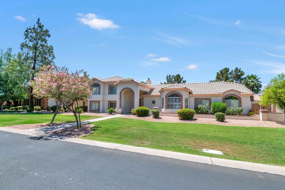 Photo of 557 E RAWHIDE Avenue, Gilbert, AZ 85296