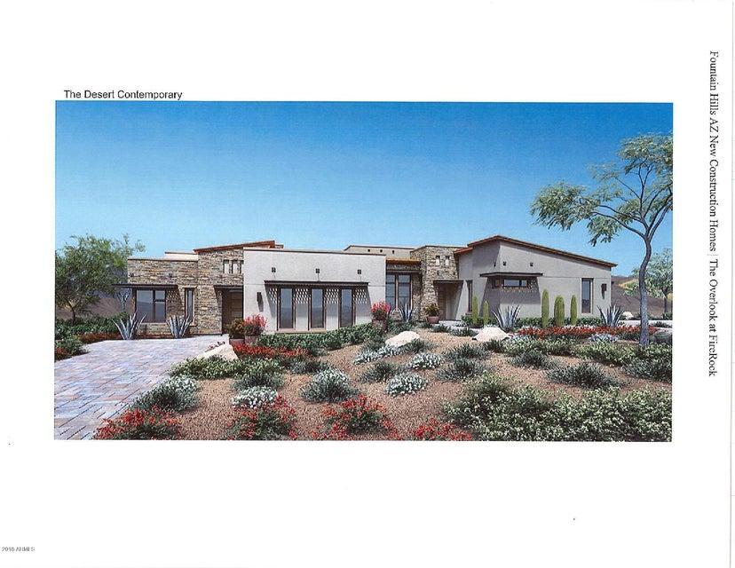 MLS 5778577 16117 E RIDGESTONE Drive, Fountain Hills, AZ Fountain Hills AZ Golf Newly Built