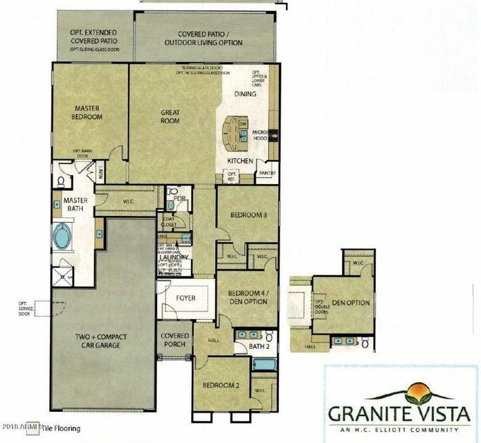 MLS 5778619 17136 W LAURIE Lane, Waddell, AZ Waddell AZ Newly Built