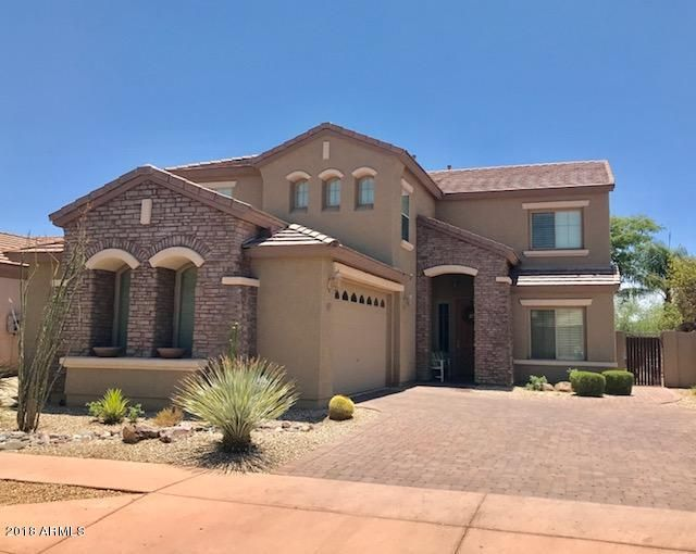 3423 W VIA DEL DESERTO --, Anthem, Arizona