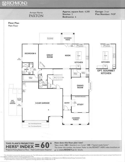 MLS 5779347 3807 W LANHAM Drive, New River, AZ 85087 New River AZ Newly Built
