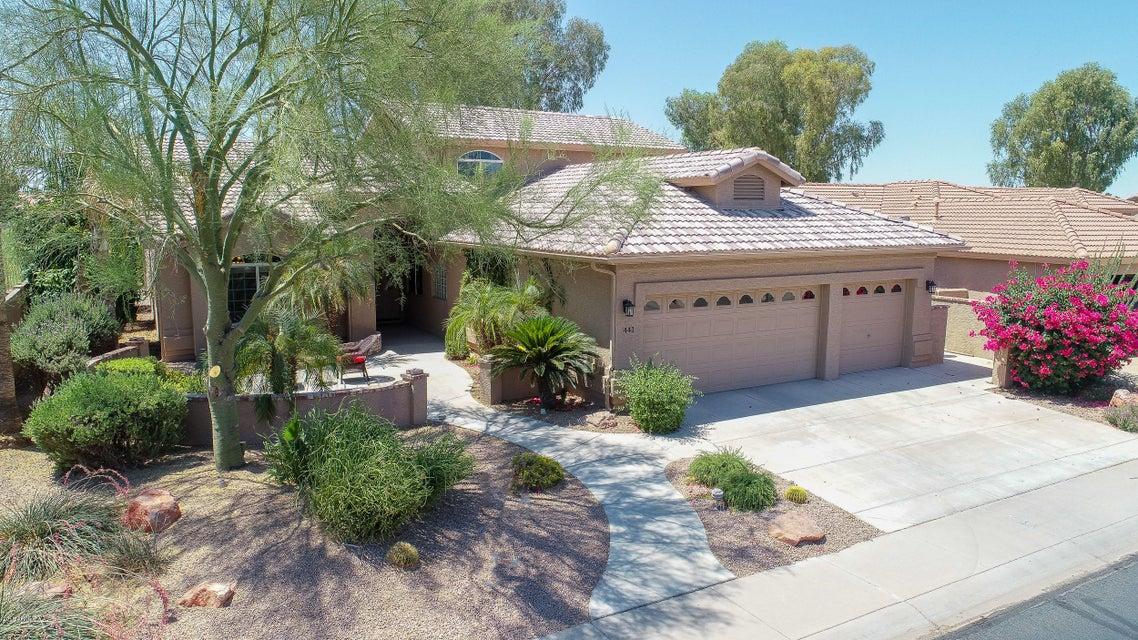 Photo of 441 W CHERRYWOOD Drive, Sun Lakes, AZ 85248