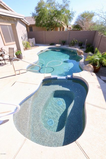MLS 5779865 18366 W CAPISTRANO Avenue, Goodyear, AZ Goodyear AZ Golf Private Pool