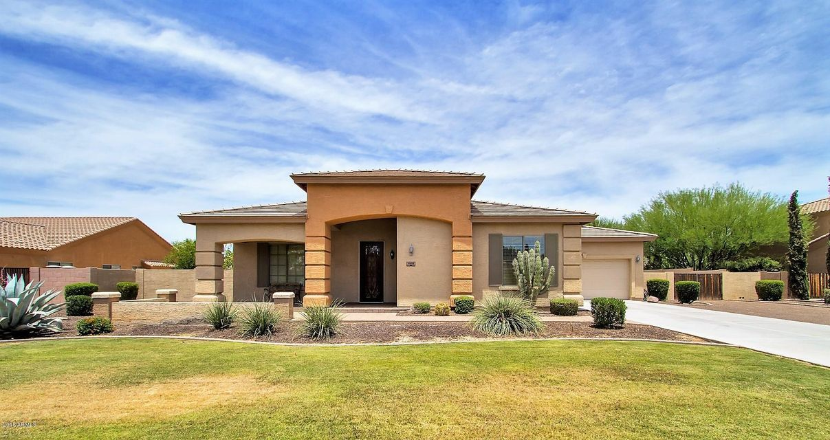 Photo of 11618 E FLINTLOCK Court, Chandler, AZ 85249