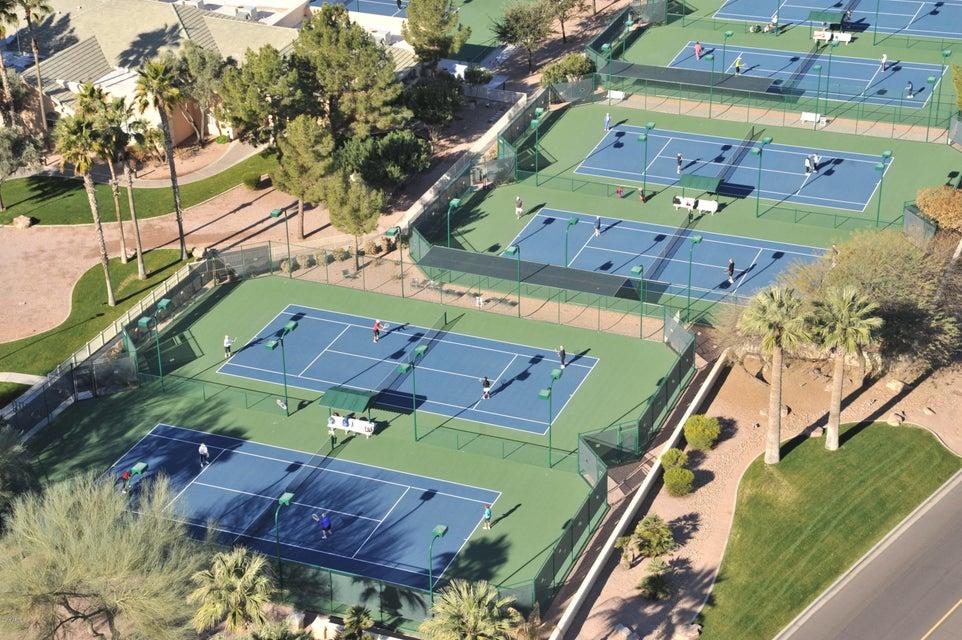 MLS 5779904 441 W CHERRYWOOD Drive, Sun Lakes, AZ 85248 Sun Lakes AZ Tennis Court