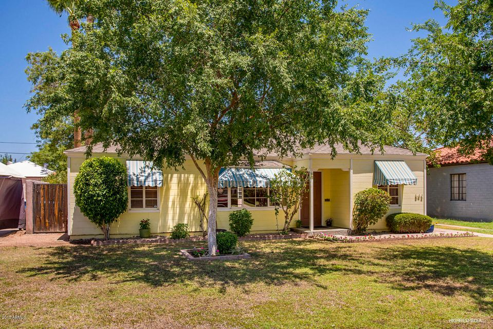 Photo of 542 W VERNON Avenue, Phoenix, AZ 85003