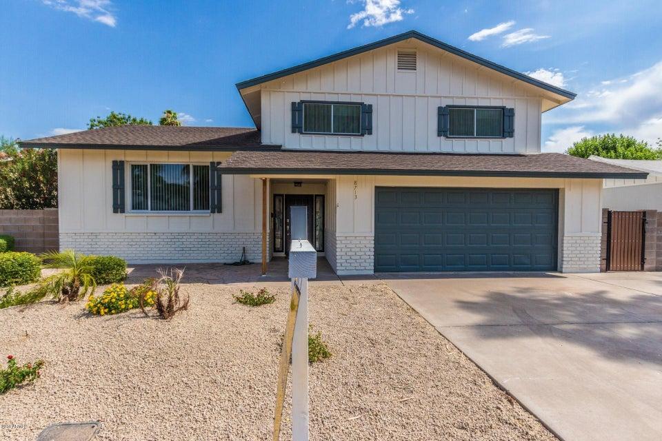 Photo of 8713 E ROSE Lane, Scottsdale, AZ 85250