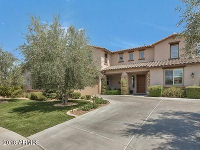 Photo of 1411 E YELLOWSTONE Place, Chandler, AZ 85249