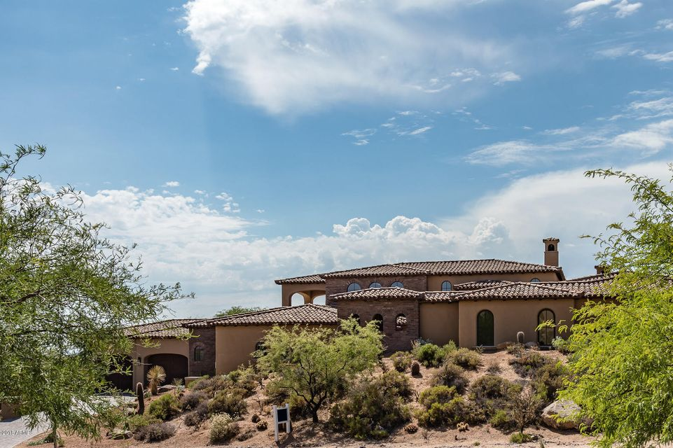 41780 N 111TH Place, Desert Mountain, Arizona