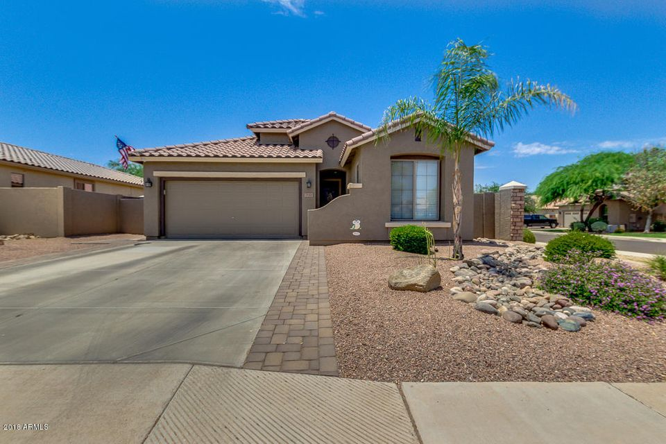 Photo of 7110 S BRIDAL VAIL Drive, Gilbert, AZ 85298