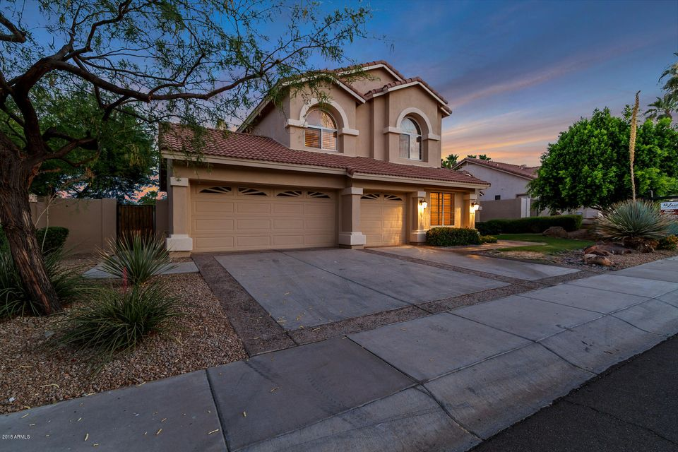 Photo of 3169 E DESERT FLOWER Lane, Phoenix, AZ 85048