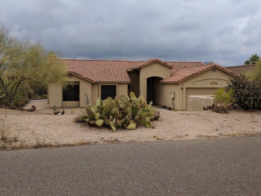 Photo of 8910 E LAZYWOOD Place, Carefree, AZ 85377