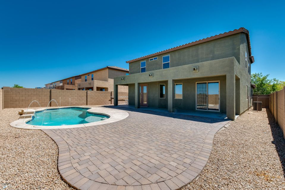 MLS 5782023 22734 N 123RD Drive, Sun City West, AZ Sun City West AZ Private Pool