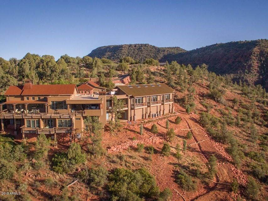 MLS 5782698 700 EAGLE MOUNTAIN RANCH Road, Sedona, AZ Sedona AZ Luxury