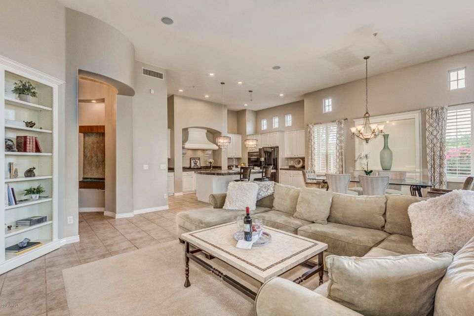Photo of 8870 E RUSTY SPUR Place, Scottsdale, AZ 85255