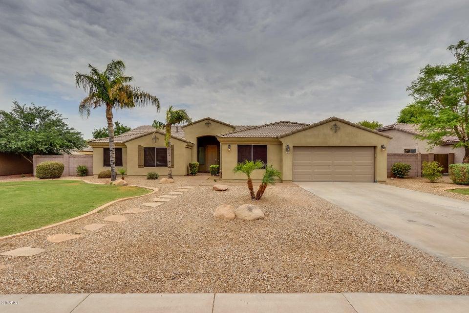 Photo of 2686 E CARLA VISTA Drive, Gilbert, AZ 85295