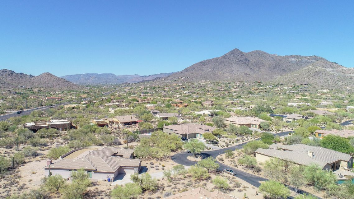 MLS 5782458 34930 N Summit Drive, Carefree, AZ Carefree AZ Gated