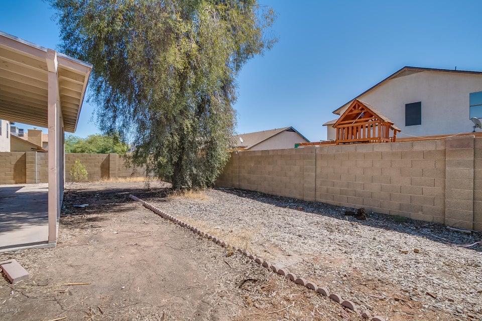 MLS 5783103 2701 N 87TH Drive, Phoenix, AZ 85037 Phoenix AZ Westridge Shadows