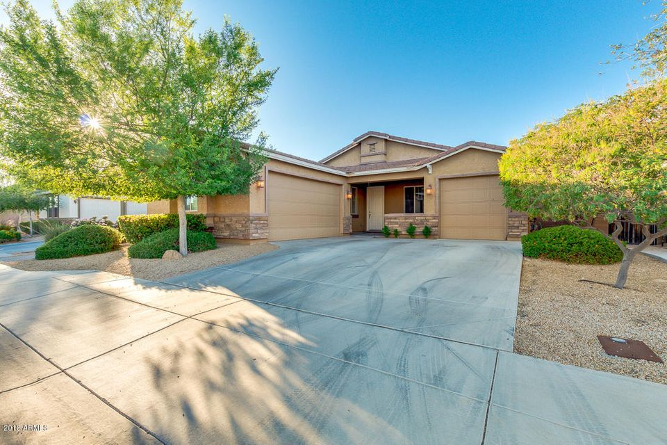 Photo of 9214 W HEDGE HOG Place, Peoria, AZ 85383