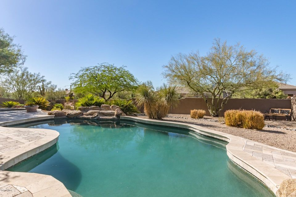MLS 5784411 6912 E BURNSIDE Trail, Scottsdale, AZ 85266 Scottsdale AZ Gated