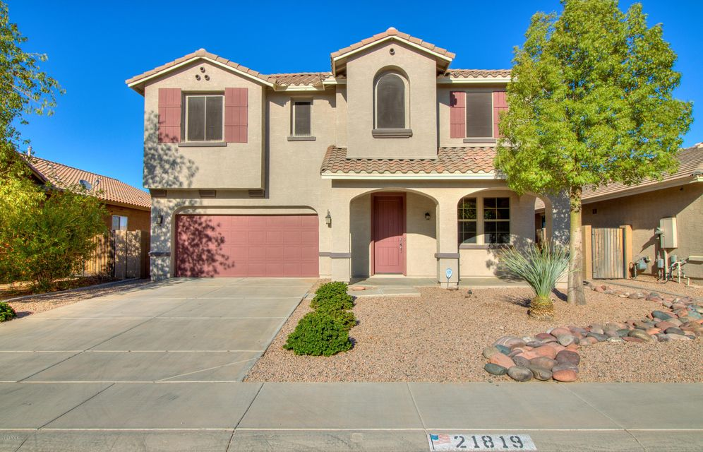 Photo of 21819 N BRADFORD Drive, Maricopa, AZ 85138