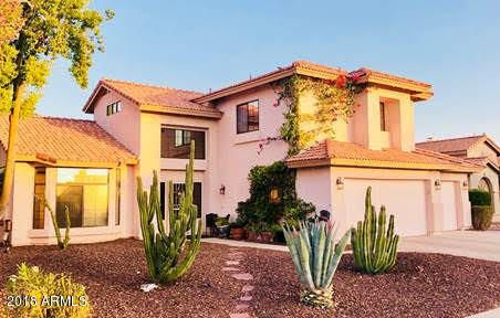 Photo of 5827 E JENSEN Street, Mesa, AZ 85205