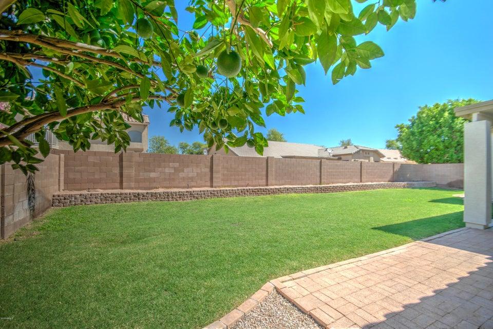 MLS 5785270 16360 W GARFIELD Street, Goodyear, AZ 85338 Goodyear AZ Canyon Trails