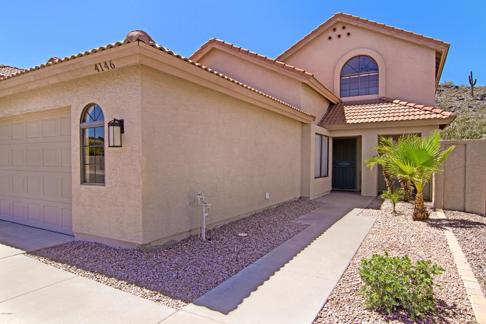 Photo of 4146 E MOUNTAIN SAGE Drive, Phoenix, AZ 85044