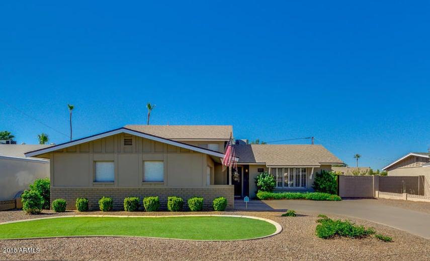 Photo of 8707 E LINCOLN Drive, Scottsdale, AZ 85250