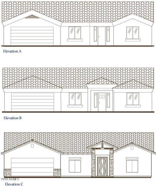 MLS 5787459 28212 N BUSH Street, Wittmann, AZ Wittmann AZ Newly Built