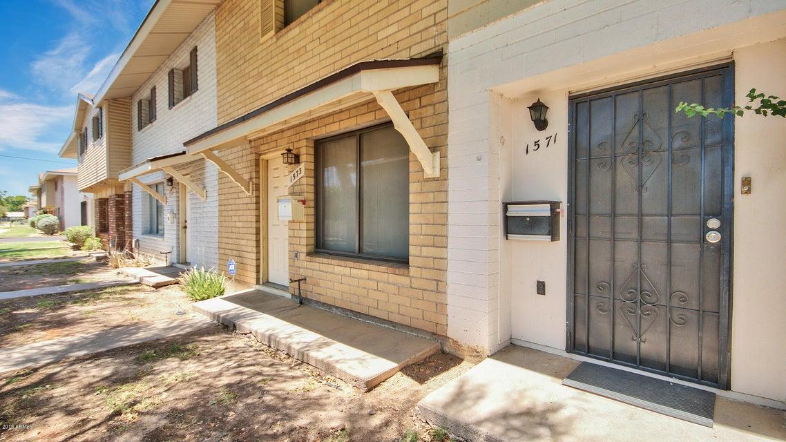 Photo of 1571 W HAZELWOOD Street, Phoenix, AZ 85015