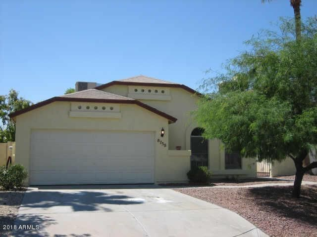 Photo of 8750 W ATHENS Street, Peoria, AZ 85382