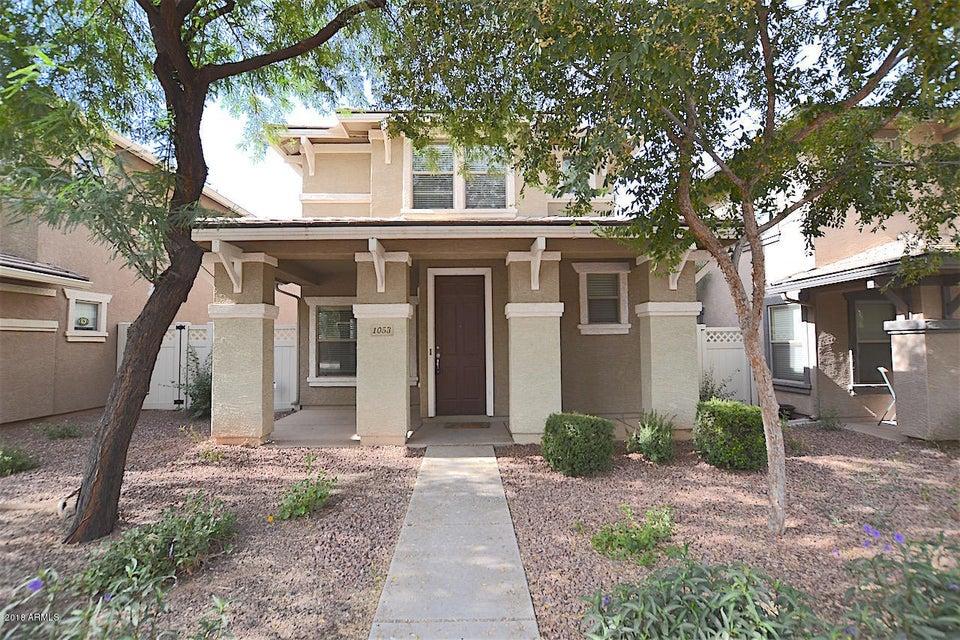 Photo of 1053 S DEERFIELD Lane, Gilbert, AZ 85296