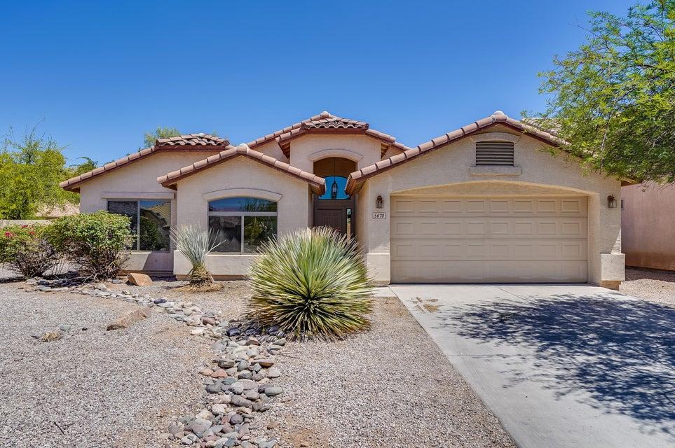 Photo of 5670 W HARMONT Drive, Glendale, AZ 85302