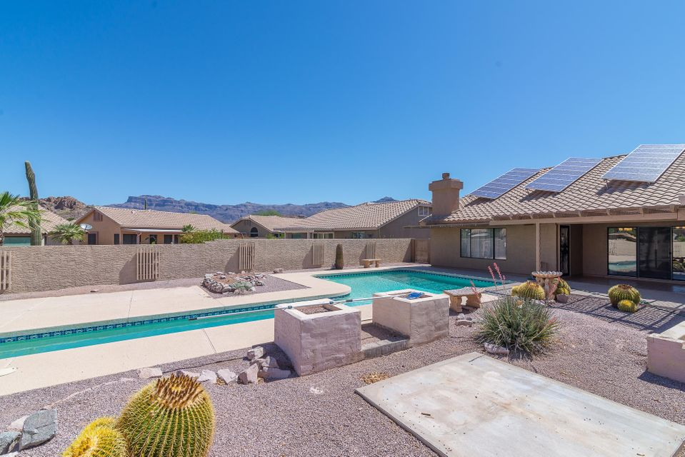 Photo of 5690 S PALO BLANCO Drive, Gold Canyon, AZ 85118