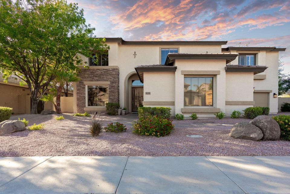 Photo of 4138 E CLUBVIEW Drive, Gilbert, AZ 85298