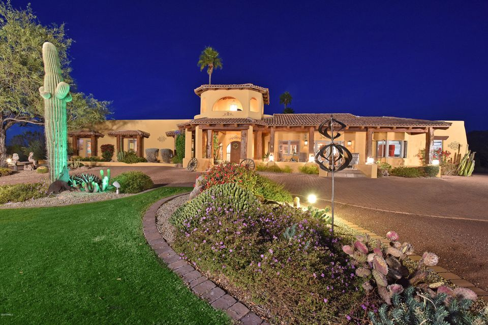 Photo of 9716 E MARIPOSA GRANDE Drive, Scottsdale, AZ 85255