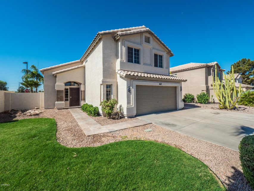 Photo of 612 N EL DORADO Drive, Gilbert, AZ 85233