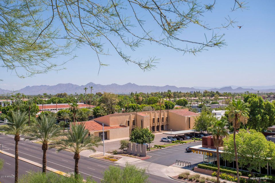 MLS 5800995 7167 E RANCHO VISTA Drive Unit 6002 Building 7167, Scottsdale, AZ 85251 Scottsdale AZ Optima Camelview Village
