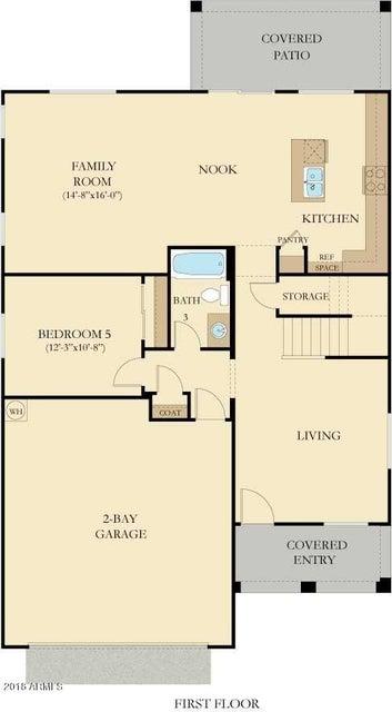 MLS 5791110 1174 W MESQUITE TREE Lane, San Tan Valley, AZ 85143 San Tan Valley AZ Skyline Ranch