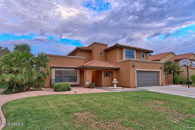Photo of 5749 E Tierra Buena Lane, Scottsdale, AZ 85254