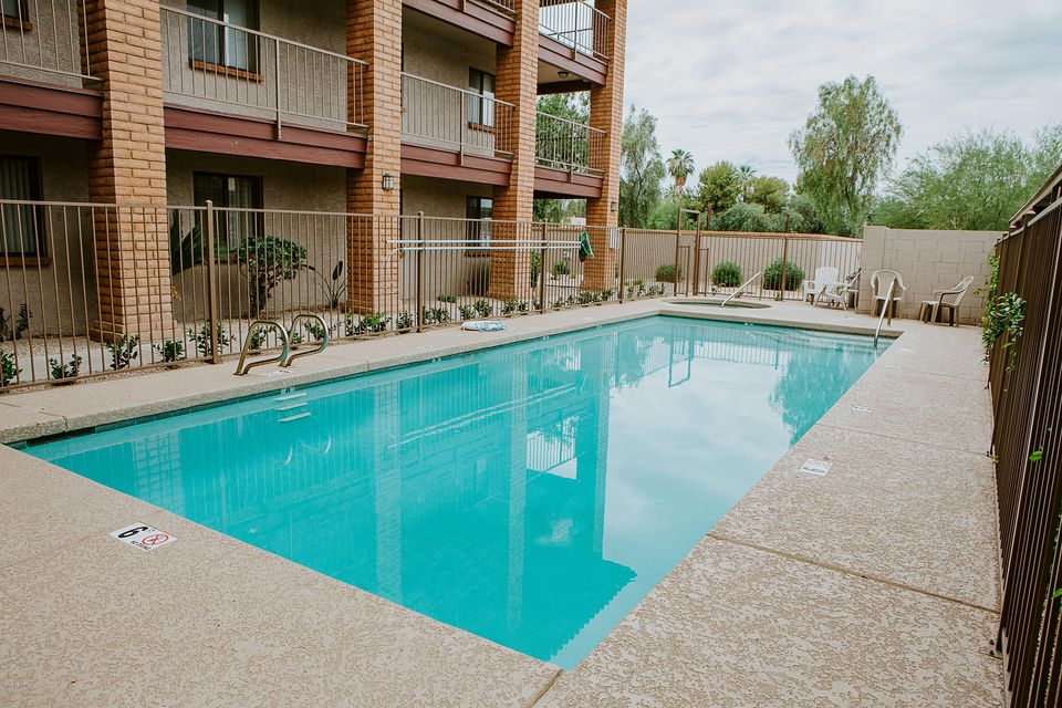 MLS 5794416 17 E RUTH Avenue Unit 107, Phoenix, AZ Phoenix AZ Gated