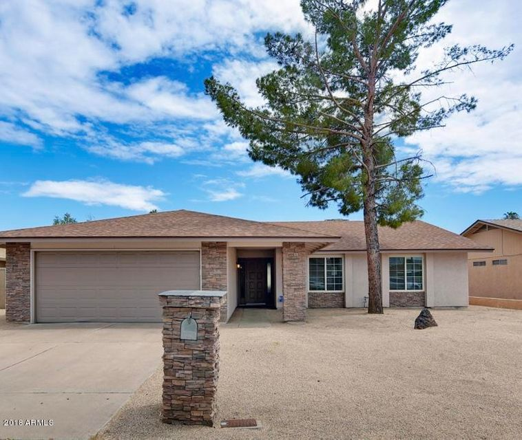 Photo of 5817 W ANGELA Drive, Glendale, AZ 85308
