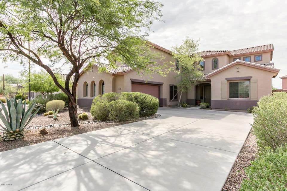 2407 W WEBSTER Court, Anthem in Maricopa County, AZ 85086 Home for Sale