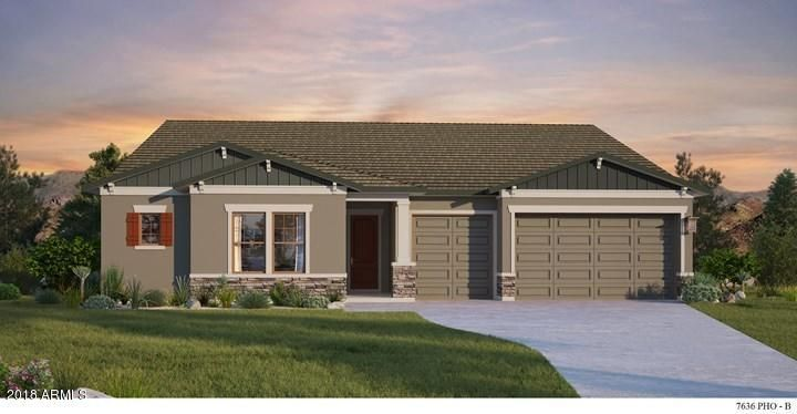 MLS 5792460 5536 N 190th Drive, Litchfield Park, AZ 85340 Litchfield Park AZ Newly Built