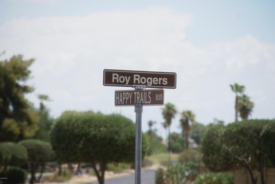 MLS 5794017 17200 W BELL Road Unit 2370, Surprise, AZ 85374 Surprise AZ Happy Trails Resort