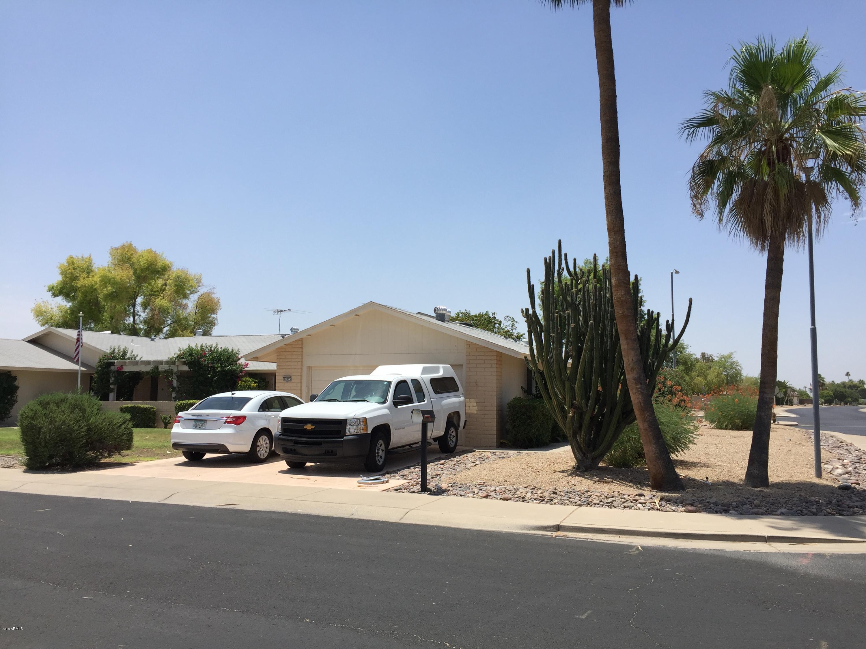 MLS 5793713 12855 W PEACH BLOSSOM Drive, Sun City West, AZ 85375 Sun City West AZ Condo or Townhome