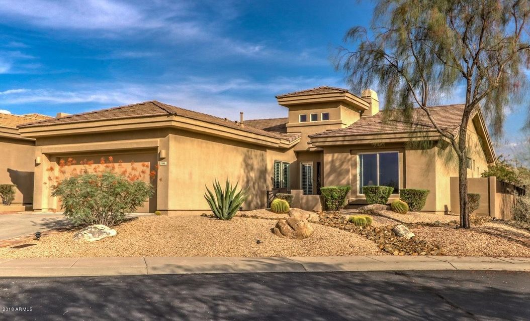 Photo of 7395 E EVENING GLOW Drive, Scottsdale, AZ 85266