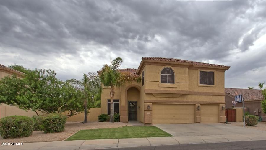 Photo of 1381 S CENTRAL Drive, Chandler, AZ 85286