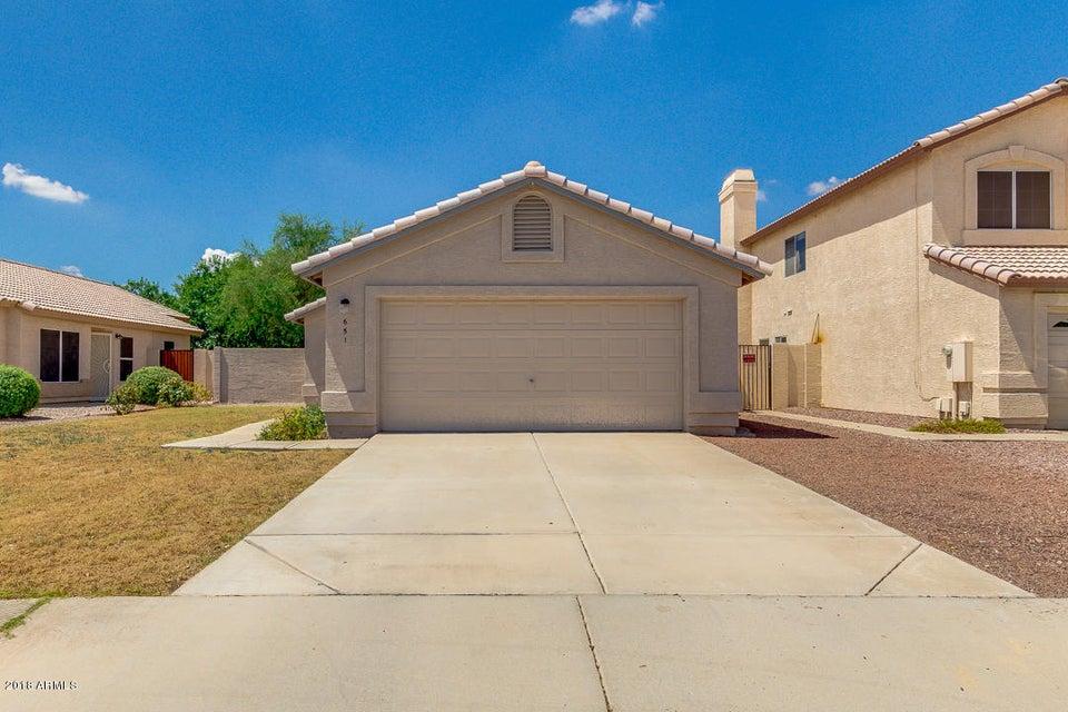 Photo of 651 W BAYLOR Lane, Gilbert, AZ 85233